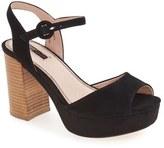 Topshop Women's 'Lana' Chunky Platform Sandal