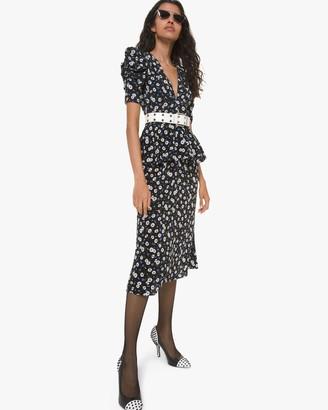 Michael Kors Collection Peplum Dress