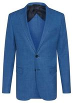 HUGO BOSS Nobis Slim Fit, Italian Wool Sport Coat 42R Turquoise
