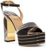 Salvatore Ferragamo Gaga Platform Sandal