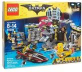 Lego Dc Comics(TM) Super Heroes Batman(TM): Batcave Break-In - 70909