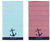 Nautica Bayside Set of 2 Beach Towels