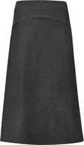 MICHAEL Michael Kors Stretch-knit midi skirt
