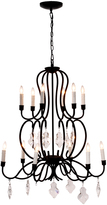A&B Home Crystal Chandelier