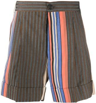 Vivienne Westwood George striped shorts