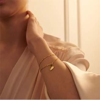 Jenny Bird Layla Wrap Bracelet Gold