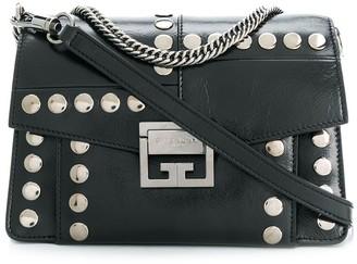 Givenchy stud detailed 2G shoulder bag