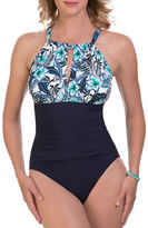 Penbrooke Palm Springs High Neck Swimsuit