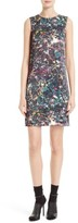 M Missoni Women's Floral Print Sheath Dress