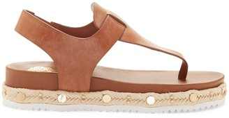 Vince Camuto Aeronta Embellished Espadrille Sandal