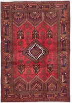 Ecarpetgallery Hand-Knotted Persian Koliai Red Wool Rug (4'3 x 6'5)