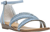 Carlos by Carlos Santana Women's Tempo Wedge Sandal