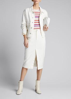 TRAVE Jane Denim Utility Jacket