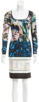 Clover Canyon Printed Mini Dress w/ Tags
