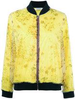 Roseanna floral print jacket