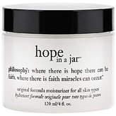 philosophy Hope In A Jar Moisturizer 4oz.