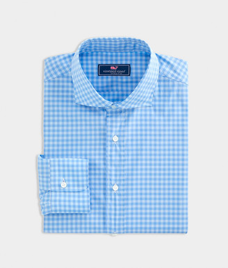 Vineyard Vines Performance Greenwich Button-Down Dress Shirt
