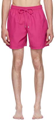 Vilebrequin Pink Moorea Shorts