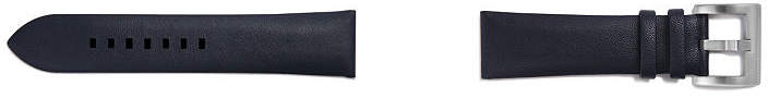 Samsung Gear S3 Compatible Unisex Blue Watch Band-Gp-R770breeaaa