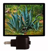 Night Light Designs Botanical Night Light - Agave - Southwest