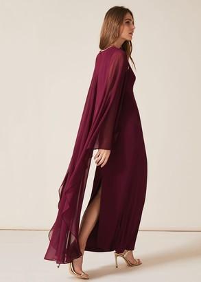 Phase Eight Edna Cape Maxi Dress