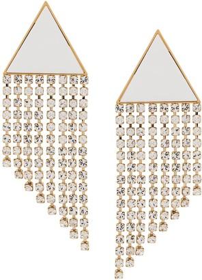 ATTICO Zoe drop earrings
