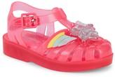 Mini Melissa Baby Girl's & Little Girl's Possession II Jelly Sandals