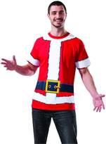 Rubie's Costume Co Rubie's Men's Clausplay Santa T-Shirt