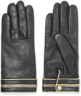 Agnelle Gisele leather gloves