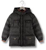 Armani Junior Down Jacket In Nylon