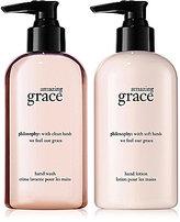 philosophy Amazing Grace Hand Wash & Lotion Set