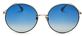 Christian Dior Women's Round Sunglasses, 60mm