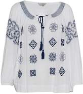 Great Plains Benicassim Broderie Smock Top