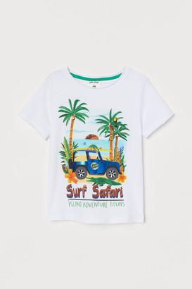 H&M Classic Graphic T-shirt