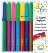 Djeco 10 Magnetic Pens