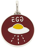 Gucci GucciGhost egg UFO charm pendant