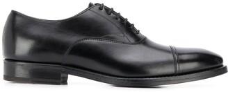 Henderson Baracco almond toe Oxford shoes