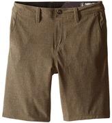 Volcom SNT Static Hybrid Shorts (Big Kids)