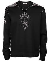 Valentino Beaded Sweatshirt