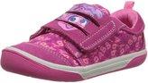 Stride Rite Sesame Street Abby Cadabby HL Sneaker (Toddler)