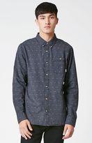 Vans Edgewood Flannel Long Sleeve Button Up Shirt