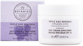 Botanics Triple Age Renewal Firming Day Cream Sunscreen Broad Spectrum SPF 15