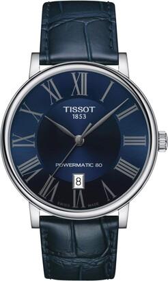 Tissot Men's Carson Auto Swiss Automatic Stainless Steel Dress Watch (Model: T1224071604300)