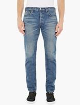 Edwin Indigo ED-55 Relaxed Rainbow Selvedge Jeans
