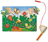 Melissa & Doug Kids Toy, Bug-Catching Magnetic Puzzle Game
