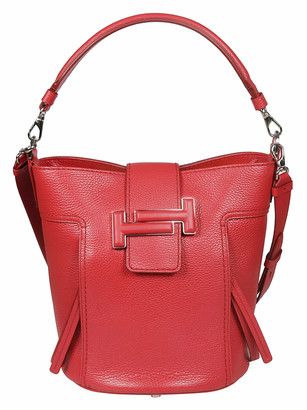 Tod's Tods Double T Bucket Bag