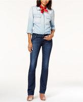 Hudson Beth Slim Bootcut Jeans