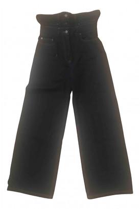 Y/Project Black Denim - Jeans Jeans