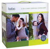 Boba 2-In-1 Baby Carrier Combo Box