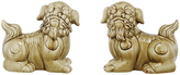 A&B Home Dog Bookends - Set of Two